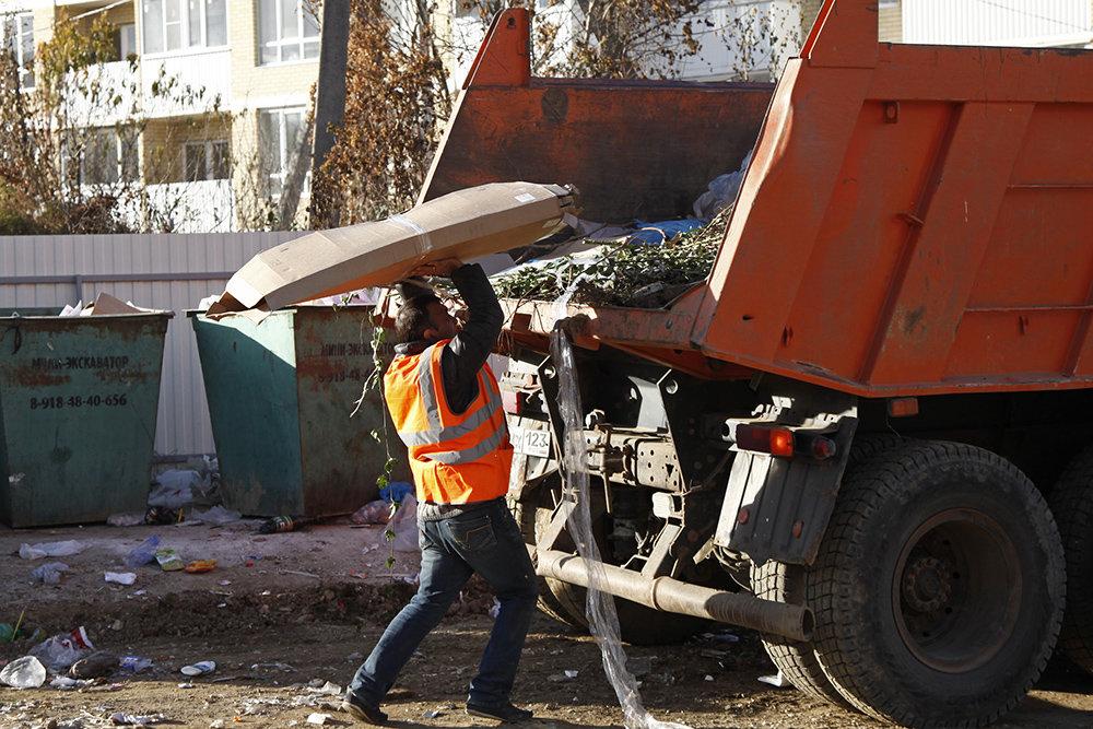 Россияне стали реже жаловаться на плохую уборку дворов