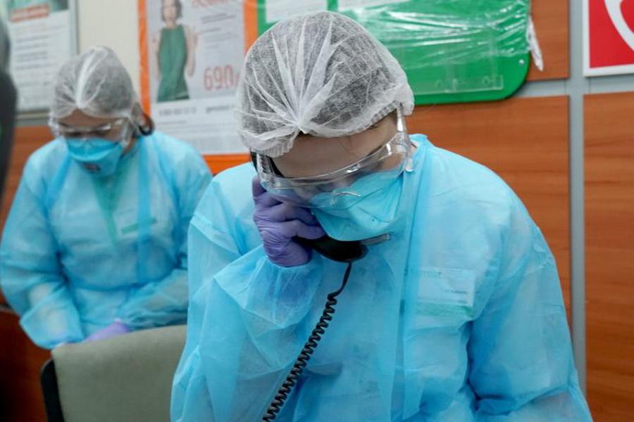 В Калужской области подтвердился третий случай коронавируса