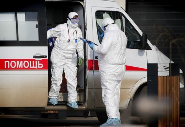 Первый заболевший коронавирусом зарегистрирован в Калуге