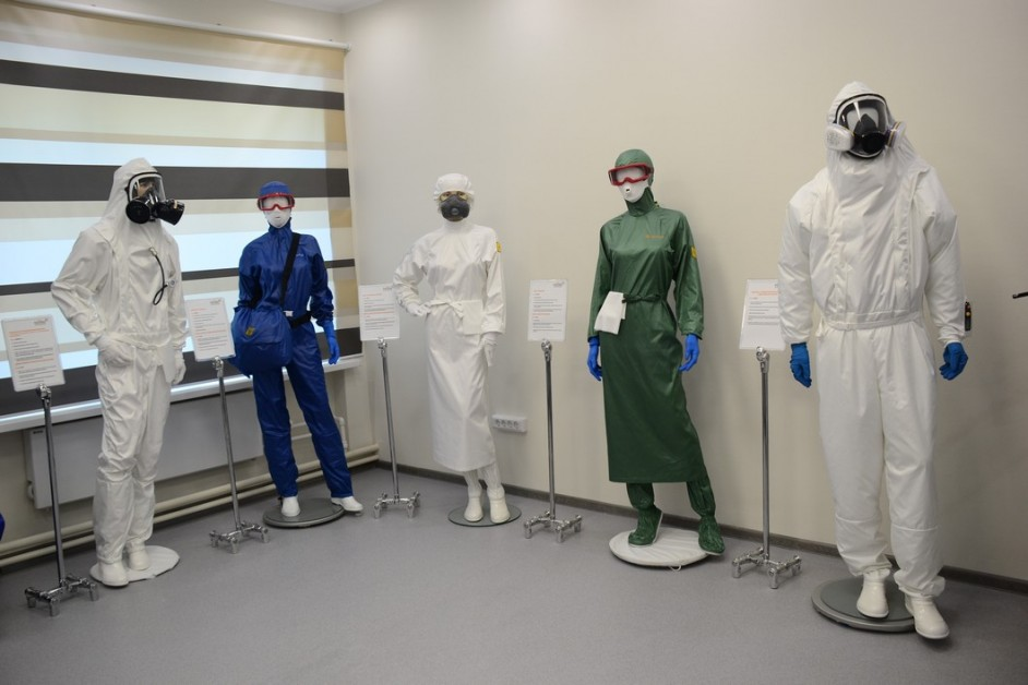 В борьбу с коронавирусом вступают козельские швеи