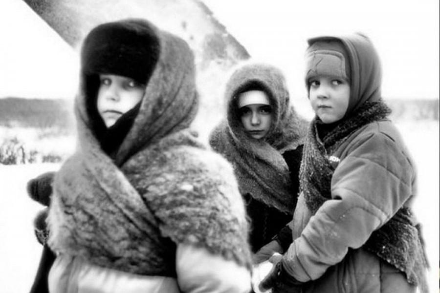 Монолог блокадницы Людмилы Ивановны Одеговой