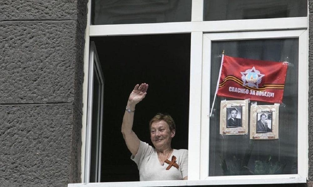 День Победы на балконе. Министерство культуры уточнило, как область отпразднует 9 мая