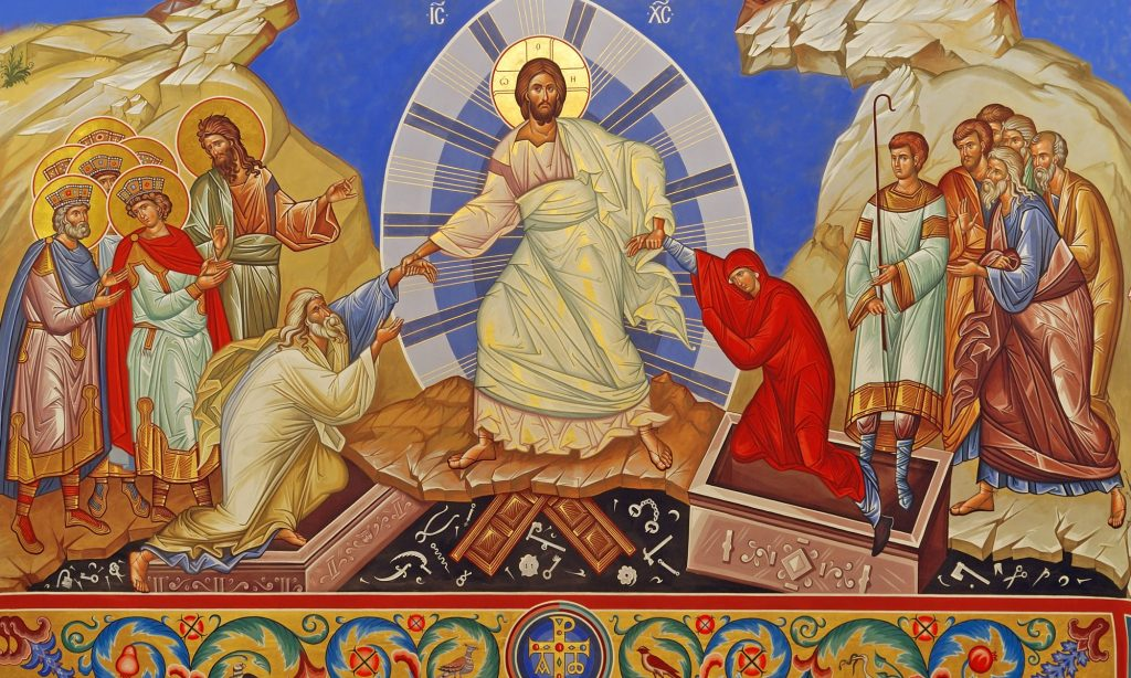 Святейший Патриарх Московский и всея Руси Кирилл обратился к верующим с традиционным Пасхальным посланием