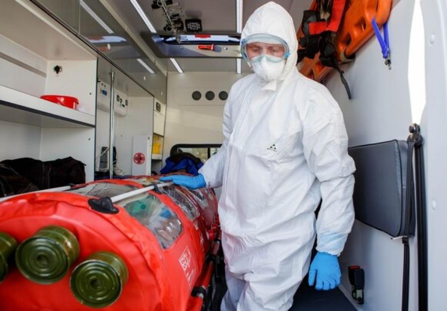 В воскресенье в Калужской области подтвердилось ещё 10 случаев заражения коронавирусом