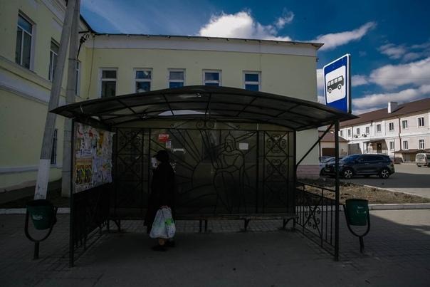 Общественный транспорт в Козельске будет ходить только утром и вечером