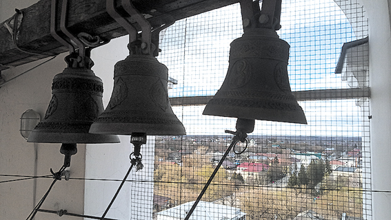 О чем молчат козельские колокола. Монолог звонаря Никольского храма