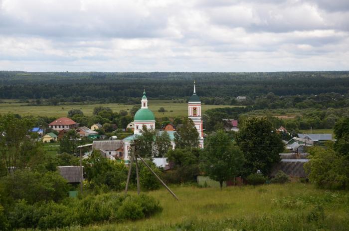 Глава администрации сельского поселения Нижние Прыски написал заявление об отставке