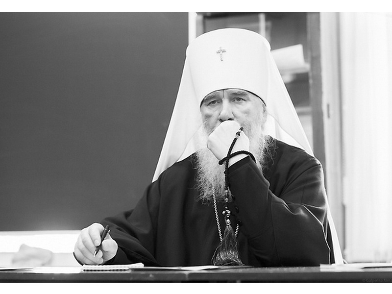 Митрополит Калужский и Боровский Климент: время испытания
