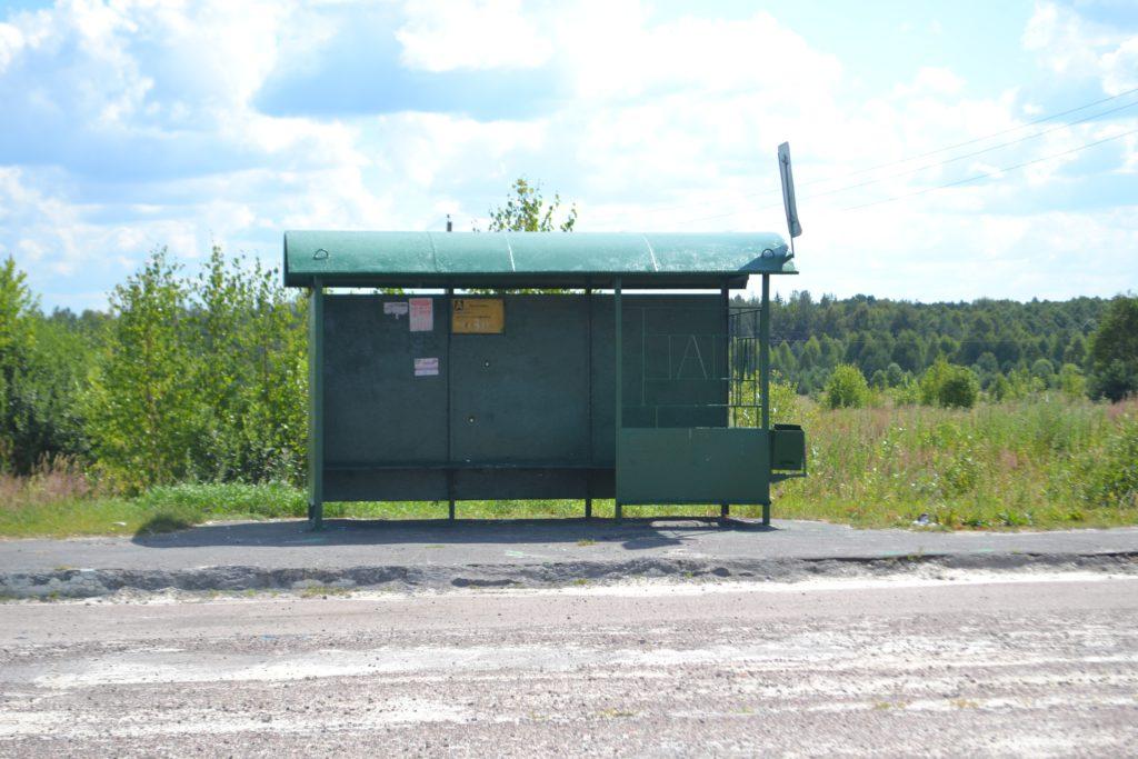 До особого распоряжения, автобусы и маршрутки в Козельске будут ходить по урезанному графику