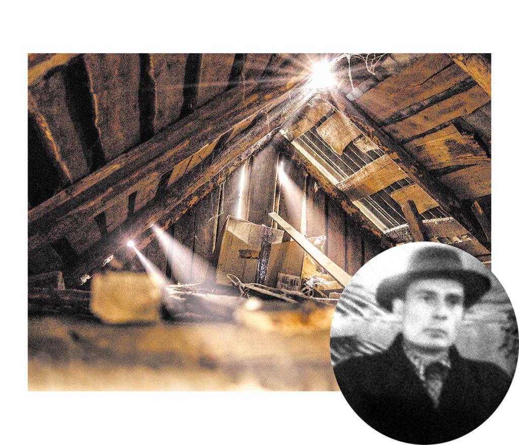 Поэт Пересыпкин, чьи рукописи нашли на чердаке дома на Набережной, оказался героем войны, а его история любви - достойной экранизации