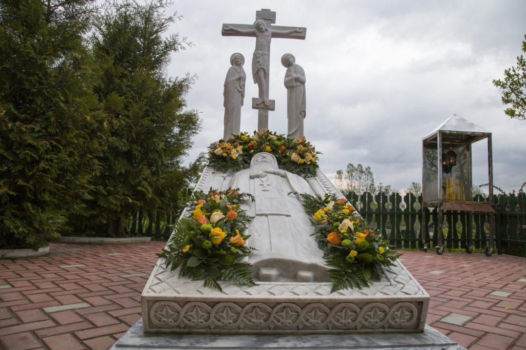 ПОД КРЫЛОМ НЕБЕСНОЙ ПТИЧКИ. 13 мая – день памяти схимонахини Сепфоры из Клыково