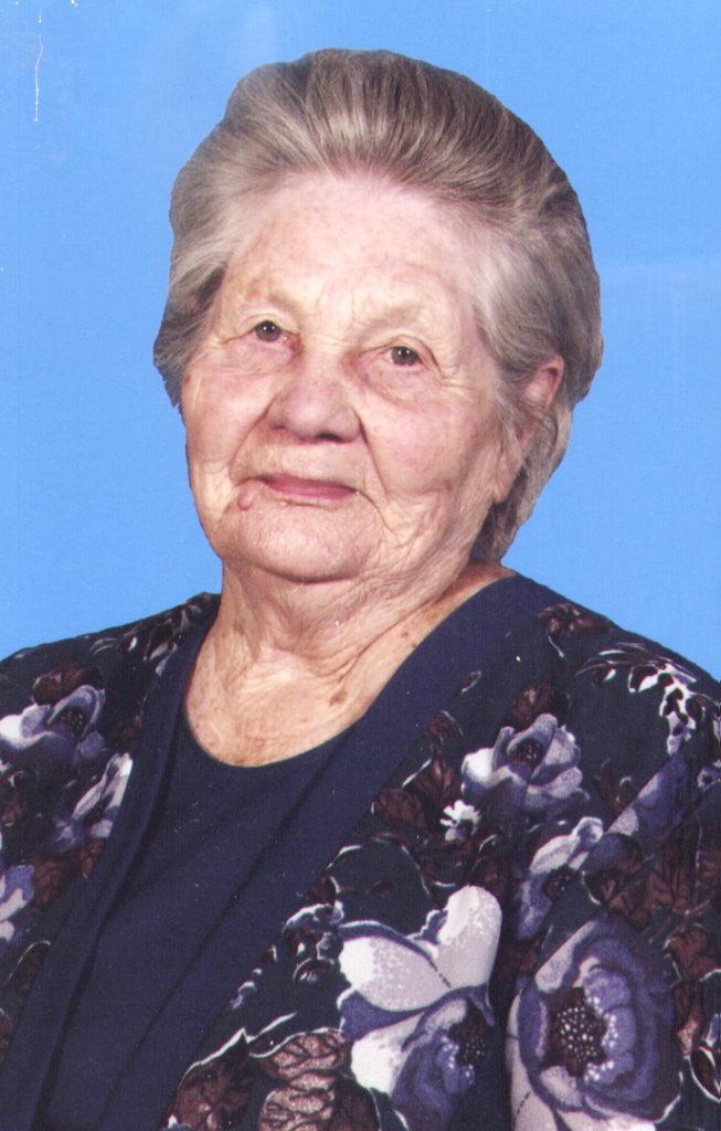 Козельчанка отметила свой 106-й День рождения