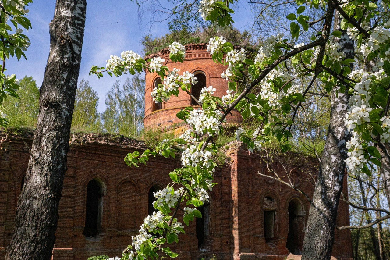 Храм в Рождествено услышал первую за 88 лет Литургию