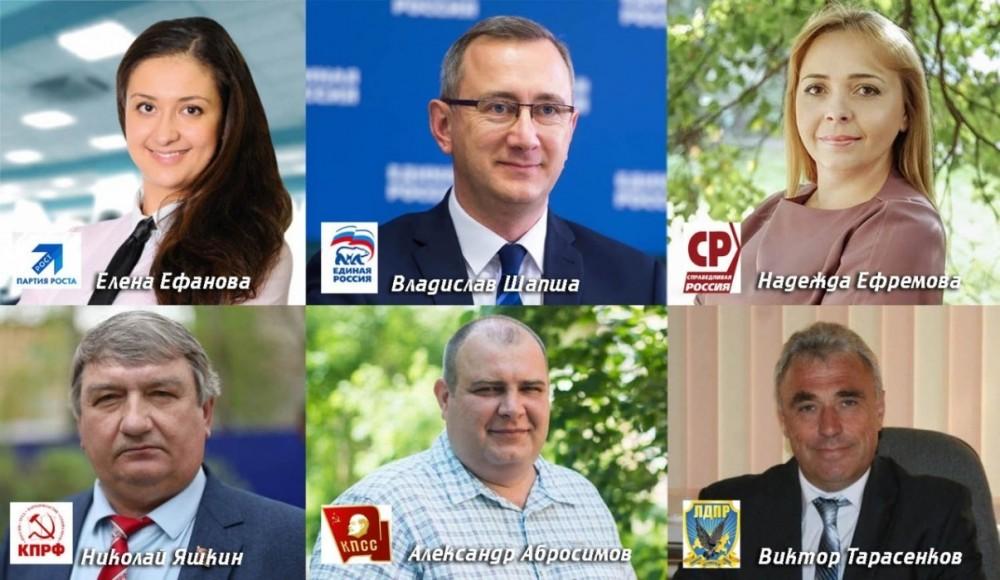 кандидаты