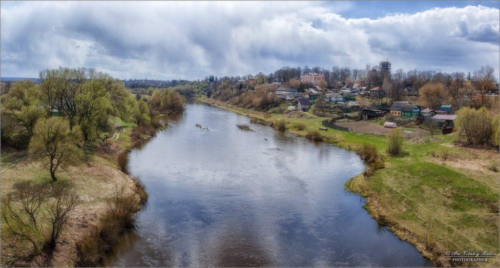 Уровень воды в реках области может подняться на 4 метра