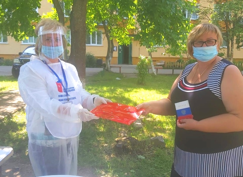 Депутат Районного Собрания Лариса Майорова: «Я не нашла в себе отрицания поправок»
