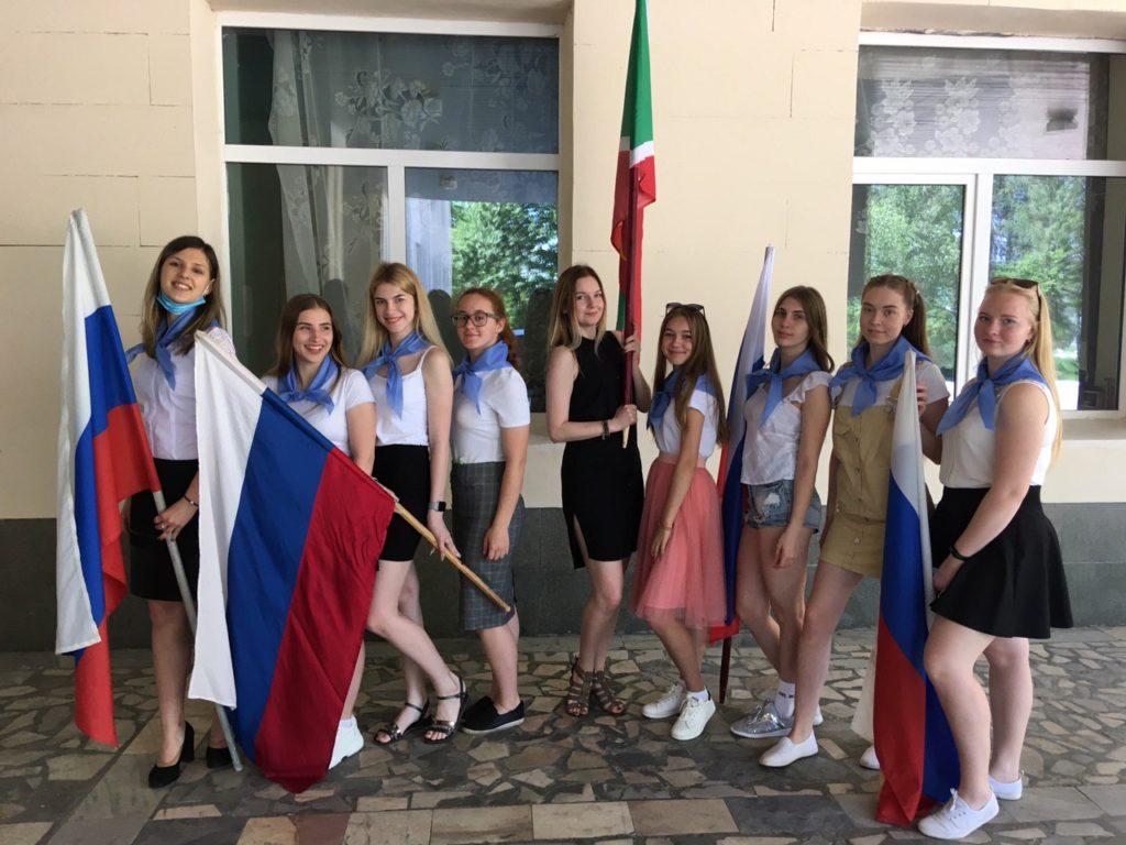 Коронавирус не помешал козельчанам отметить День России. ФОТО