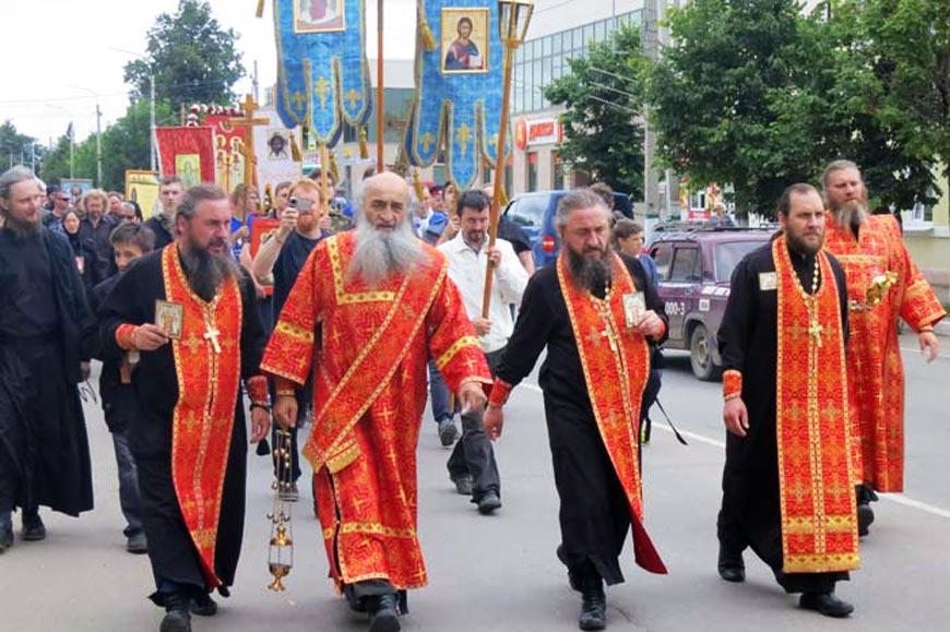 В пятницу в Козельске пройдет Крестный ход. Публикуем уточненную программу и маршрут
