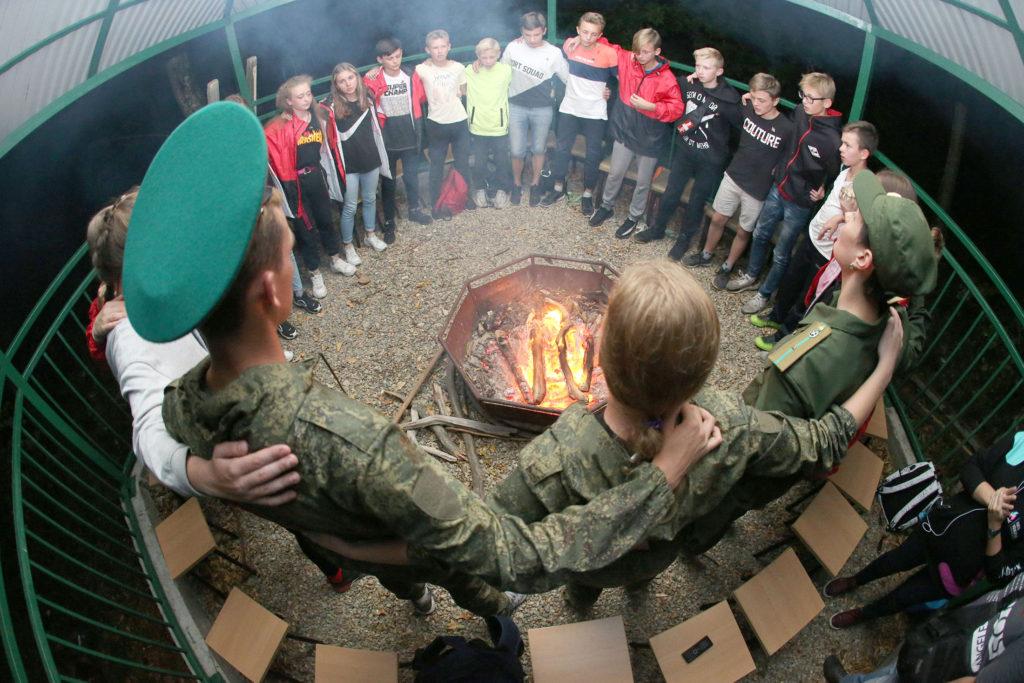 Лагеря в Калужской области откроют только в конце июля
