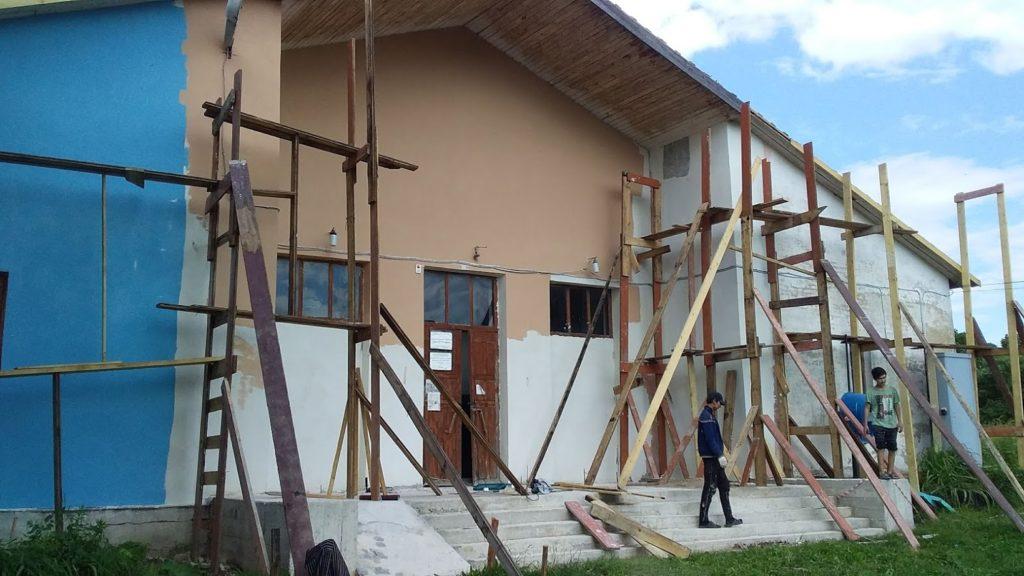 библиотека в Бурнашево