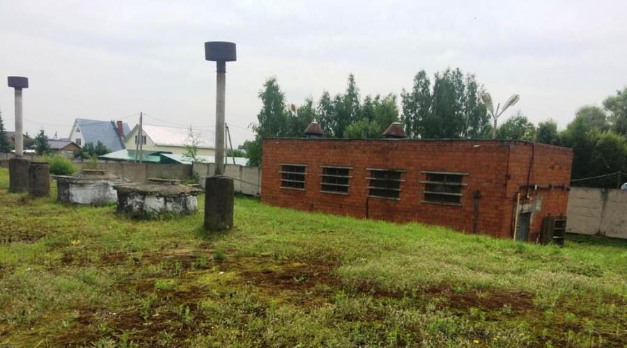 водозаборная станция
