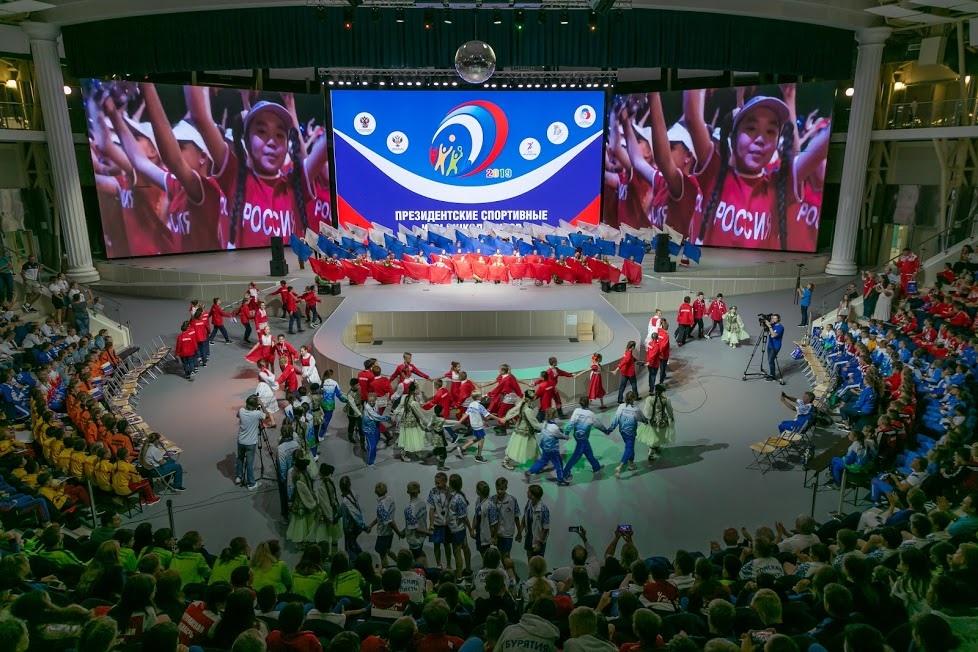 Козельские школьники выступят на Президентских спортивных играх в Анапе