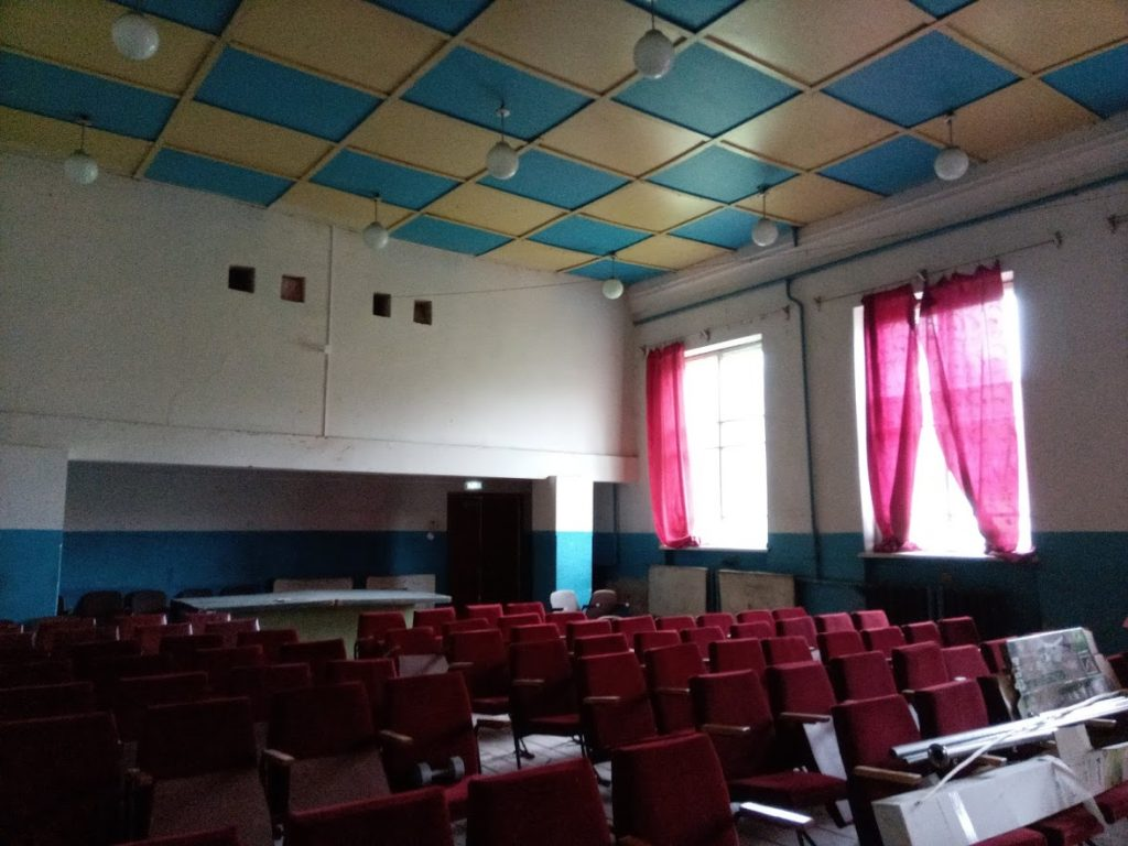 Клуб в Бурнашево