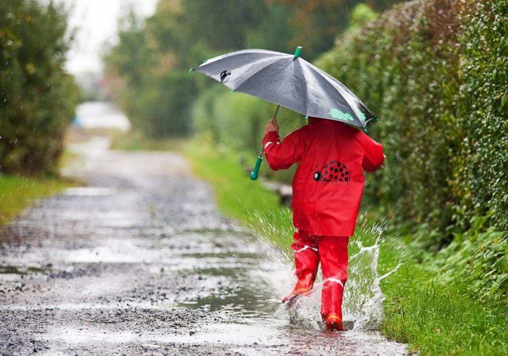 Синоптики и МЧС: дожди, град и грозы задержатся в Козельском районе на два дня