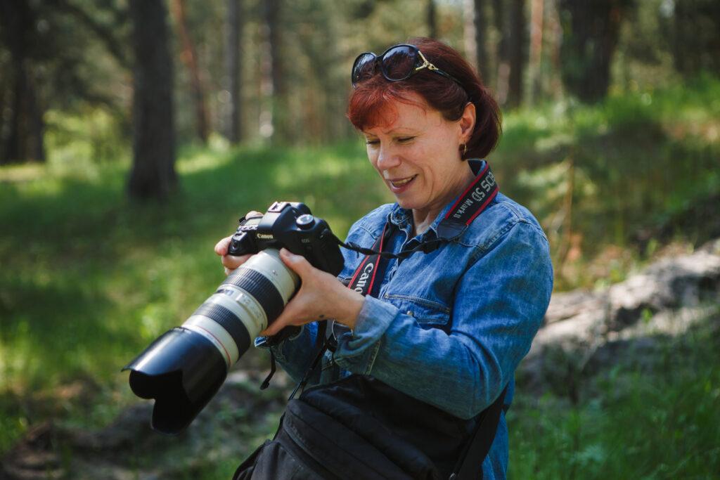 «Человек, который хочет заниматься фотографией, должен быть сумасшедшим». Интервью с Валентиной Батуриной