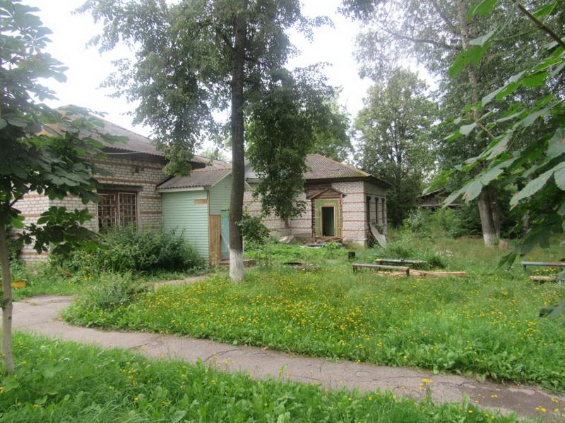 На территории козельской больницы выбрали место под строительство нового корпуса