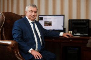 Владимир Ливенцев: «Точкой опоры в моем мире могу быть только я сам»