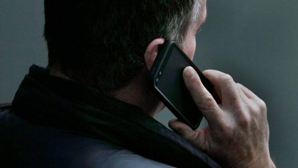 телефонный мошенник