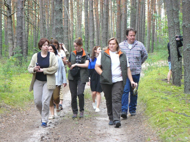 Дорога  к выхухолю. Под Козельском открылся уникальный туристический маршрут; все организовано не хуже, чем в ботанических садах Москвы и Крыма