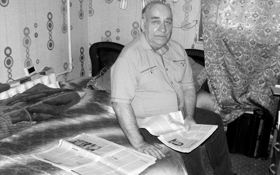Николай Андреев: О моей и вашей газете