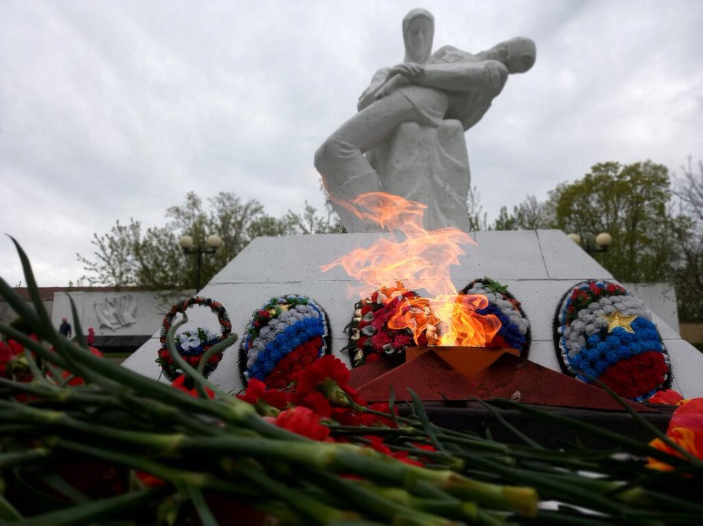 Площадь Героев в Козельске приведут в порядок