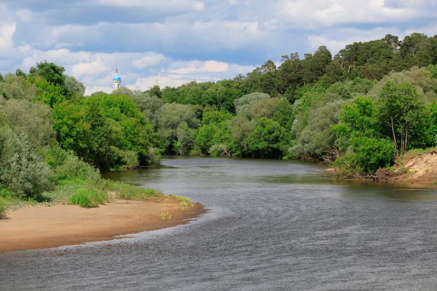 река Жиздра