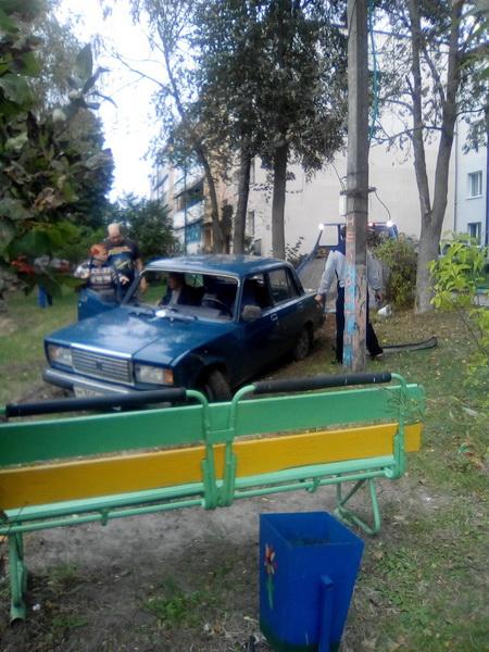 авария в Козельске