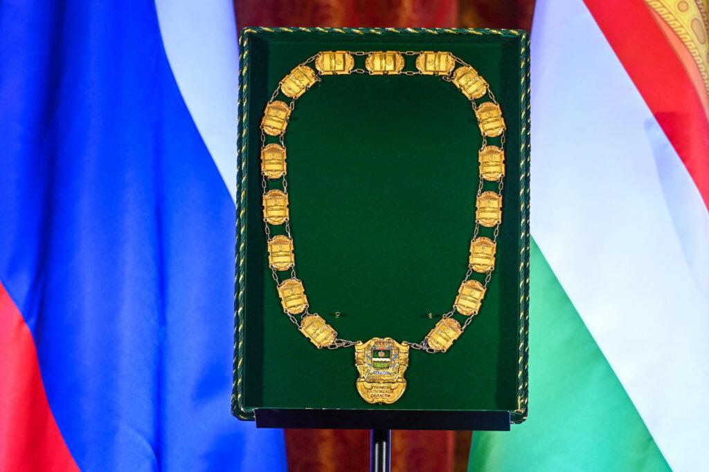«У нас все получится»! Владислав Шапша вступил в должность губернатора Калужской области