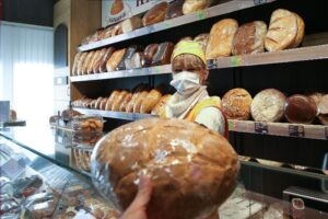 """Проверяющие: не все козельские магазины соблюдают """"масочный"""" режим"""