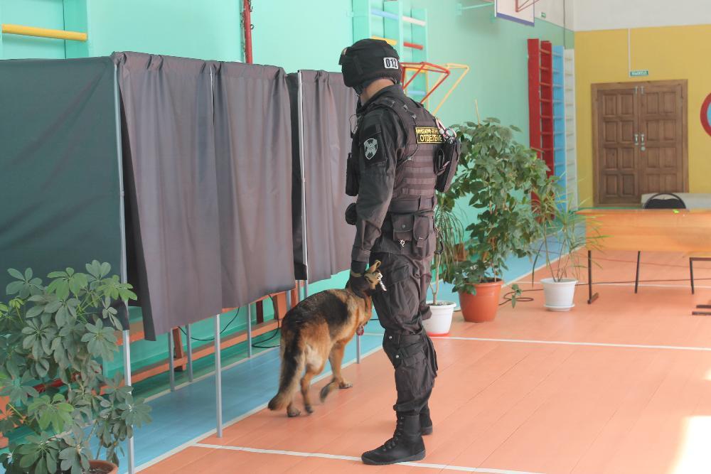 Проверка избирательного участка
