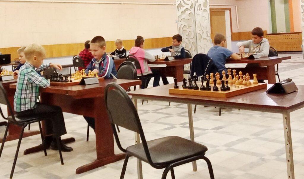 В Сосенском прошёл шахматный турнир, посвященный Дню рождения города