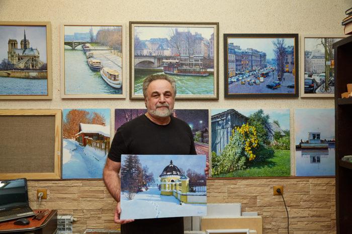 Выставка Гарри Азатова