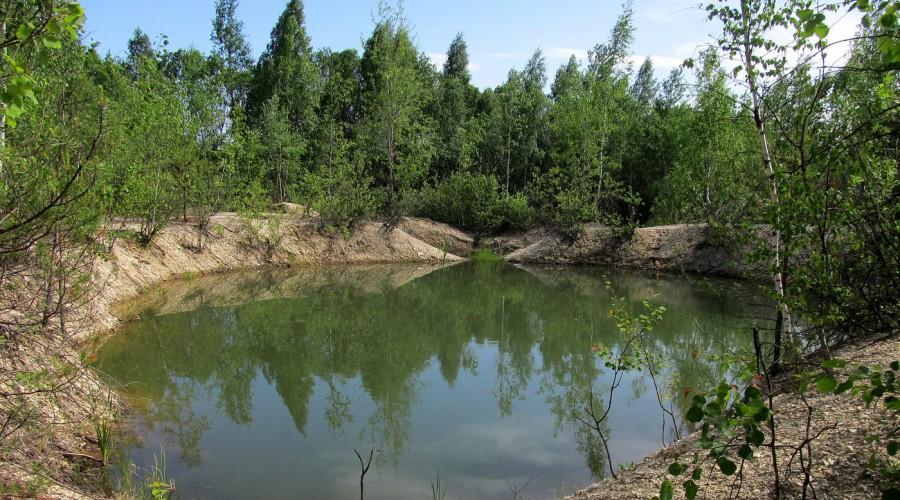 озеро Гороженое